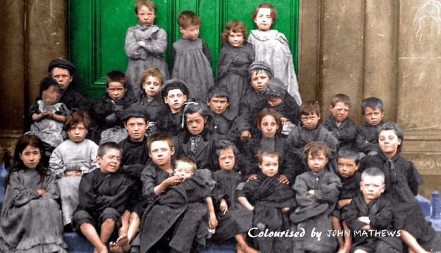 Colourised image