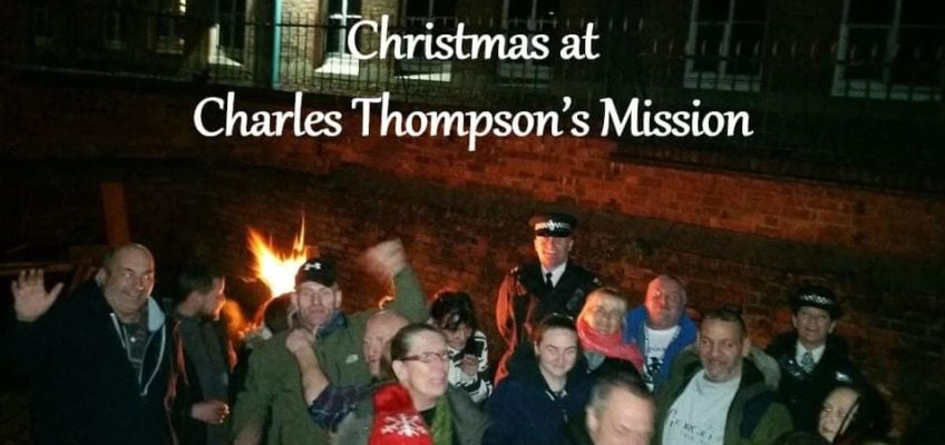 Christmas at Charles Thompson's Mission